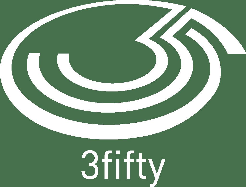 Logo 3fifty wit